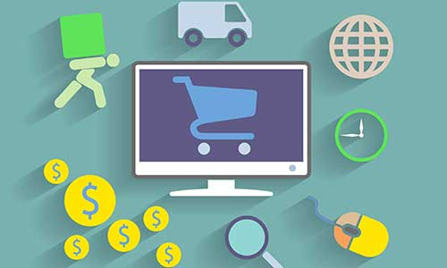 What are the advantages of blockchain in e-commerc